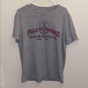 Polo shirt sleeve T